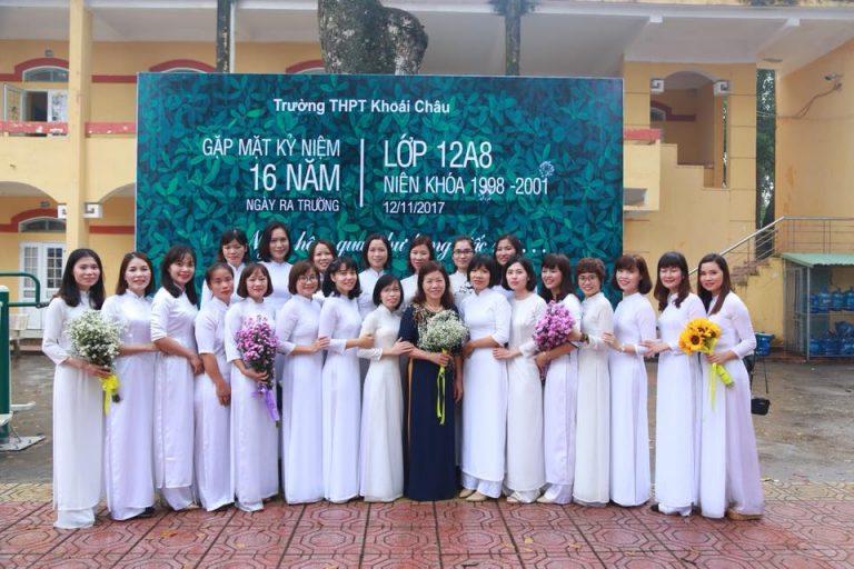 Chụp ảnh kỷ yếu & in kỷ yếu đẹp tại Hà Nội
