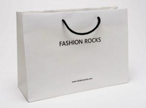 In túi giấy thương hiệu Fahion Rocks