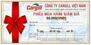 in vouchẻ giảm giá cargrill