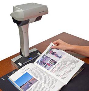 Máy scan sách mini
