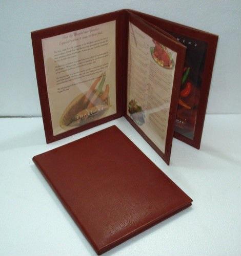 in menu bìa da menu-da-bong-kinh