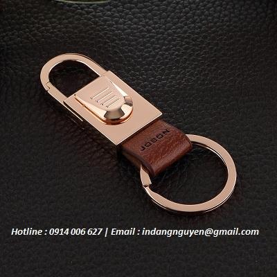 In ấn và khắc laser logo, hình ảnh lên móc chìa khóa tại Hà Nội