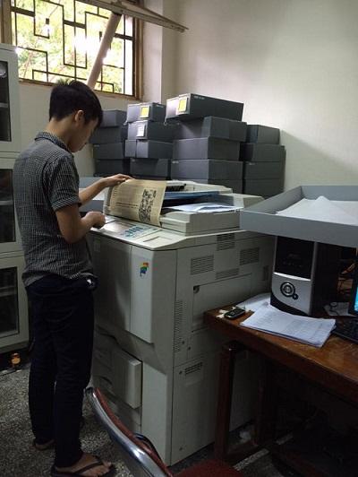 Scan tài liệu là gì ? Scan tài liệu tại đăng nguyên?