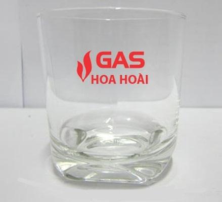 In logo lên cốc thủy tinh tại Hà Nội. Hotline : 0961099899