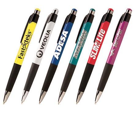 mẫu in logo lên bút làm quà tặng 2