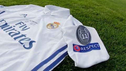 mẫu in logo lên áo bóng đá