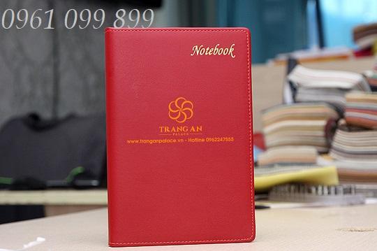 in logo lên sổ da đỏ 1