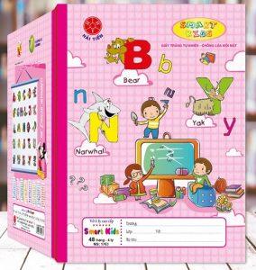 mẫu thiết kế bìa vở học sinh