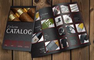 top 10 mẫu in catalogue ấn tượng