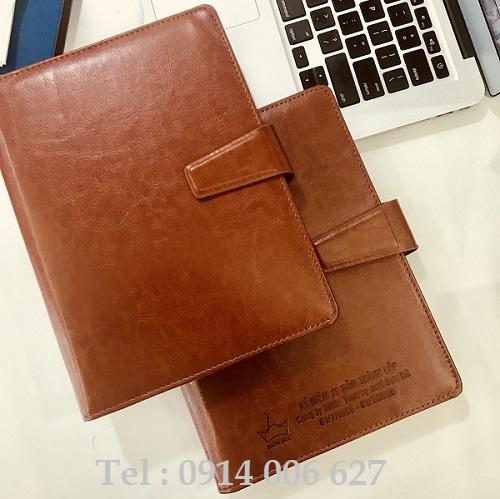 mẫu sổ bìa da có sẵn 82