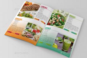in catalogue nhà hàng đồ ăn nhanh