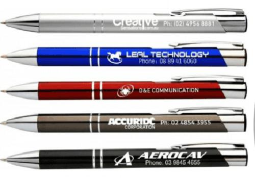 đặt bút in logo công ty tại hà nội