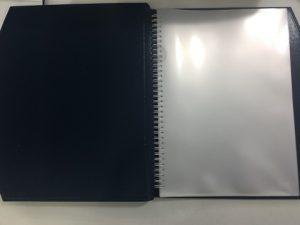 bán quyển menu da a4