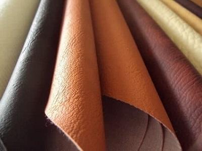 Mẫu da thuộc dùng để sản xuất sổ tay