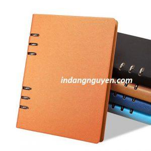 sản xuất sổ tay bìa da- sổ tay đăng nguyên 4