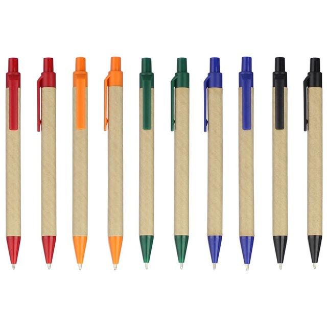 dịch vụ in bút bi thân giấy
