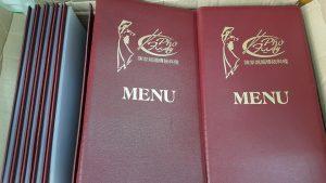 in menu bìa da số lượng lớn