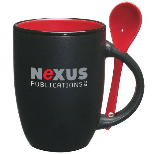 In logo Nexus lên cốc sứ cao cấp