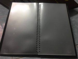 Menu bìa da bán sẵn tại TPHCM -1