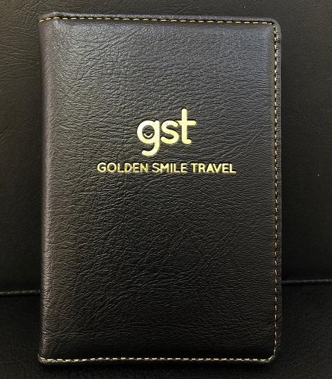 ví đụng hộ chiếu bằng da gst travel