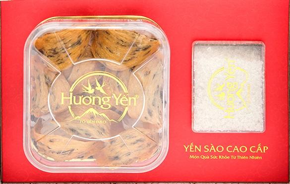 In decal trong Huong Yen