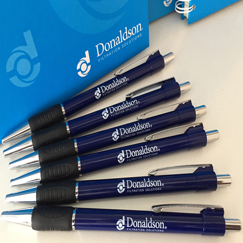 In bút bi làm quà tặng sự kiện
