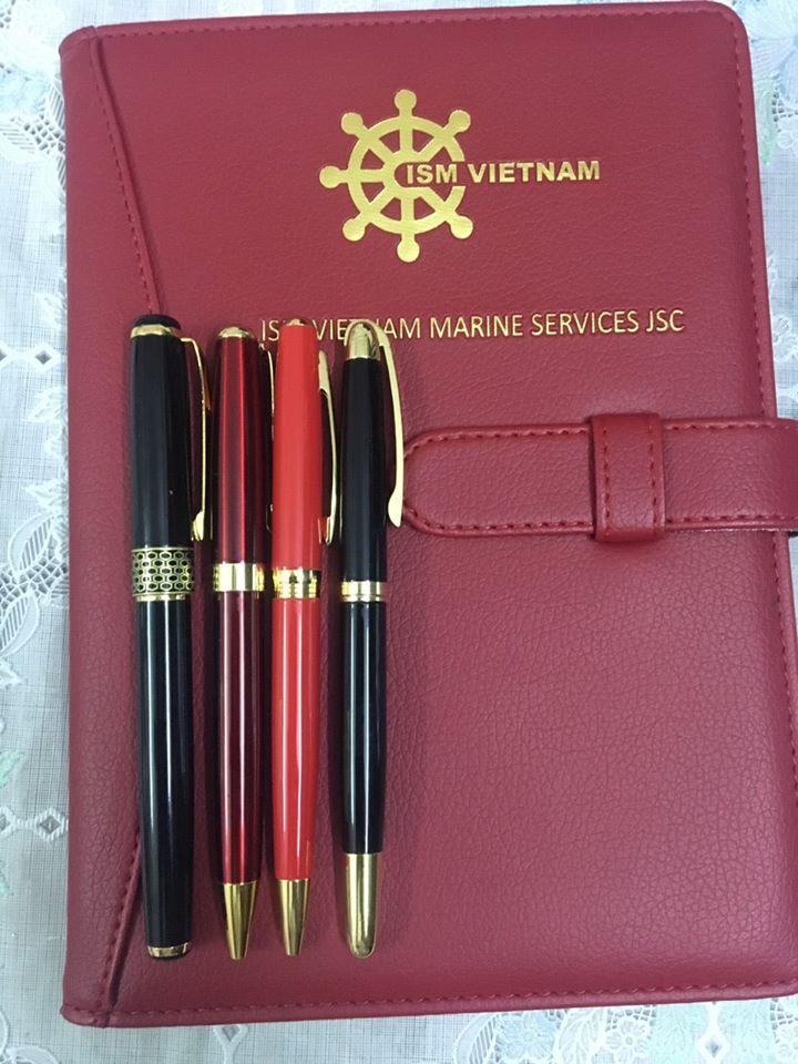 Công ty sản xuất sổ tay ở TPHCM
