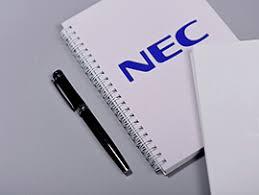 Sổ lò xo a6 NEC