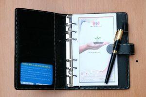 Bộ giftset quà tặng sổ tay và bút