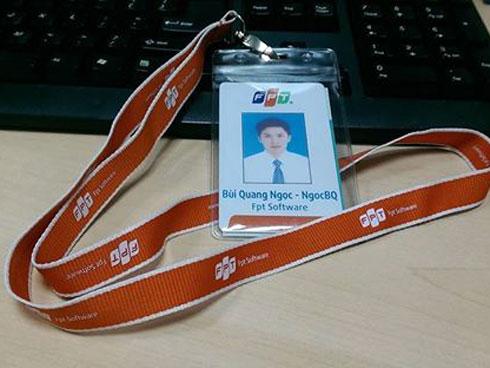Đặt in dây đeo thẻ số lượng ít tại In Đăng Nguyên