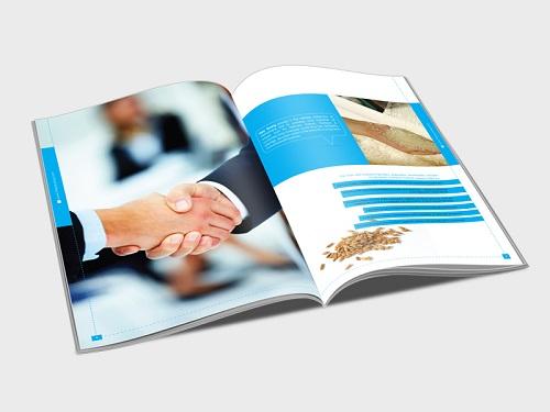 Dịch vụ in catalogue năm 2020 tại In Đăng Nguyên