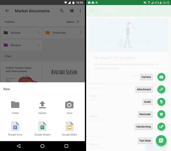 Ứng dụng scan tài liệu trên điện thoại android