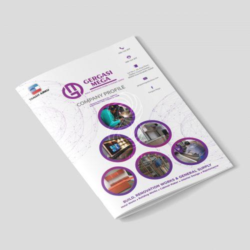 Mẫu in catalog đẹp giới thiệu công ty