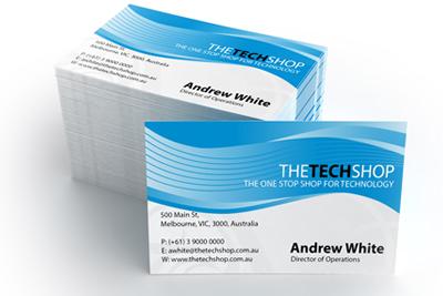 Ý tưởng thiết kế card visit cao cấp - hình 2