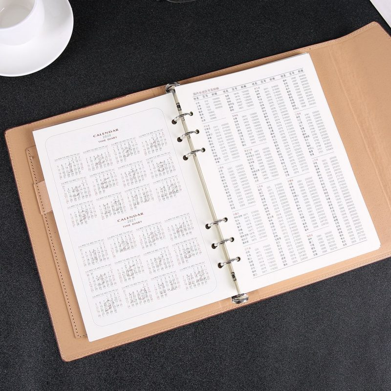 Trang lịch, thông tin