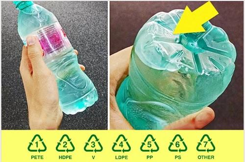 phân biệt các loại nhựa
