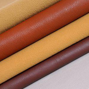 Vải giả da sản xuất túi da