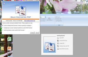 Dùng Solid PDF to Word để chuyển PDF sang word - b3