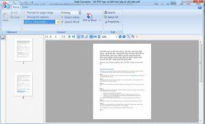Dùng Solid PDF to Word để chuyển PDF sang word - b5