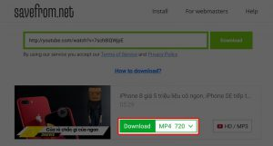 Download video youtube ss 4
