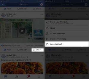 cách tải video facebook về đt iphone