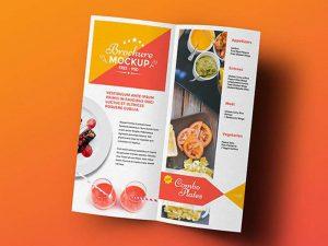 Mẫu Leaflet quảng cáo - Leaflet là gì