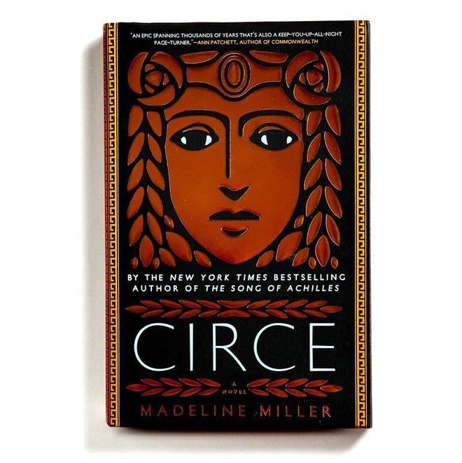 Bìa sách Circe