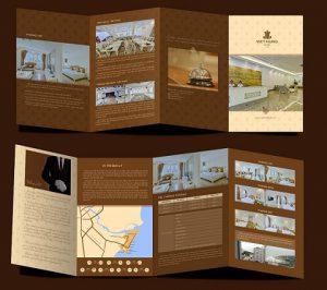 Brochure là gì? Kích thước brochure là bao nhiêu?