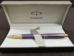 Bút kim loại - Bút Parker 2