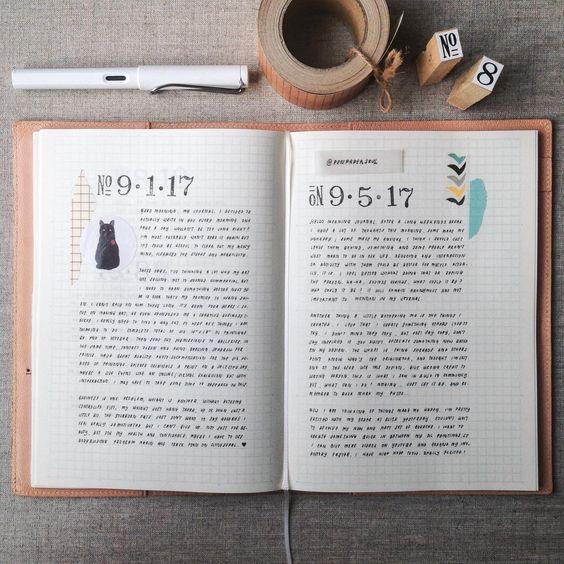 Cách viết nhật ký thú vị