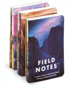 cách viết nhật ký field notes