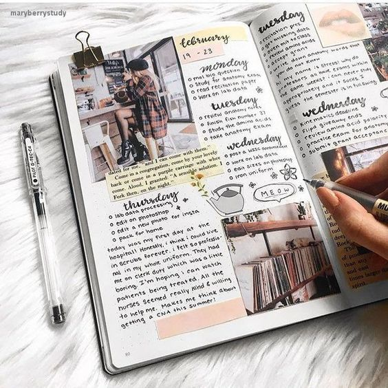 Cách viết nhật ký chuẩn nhất