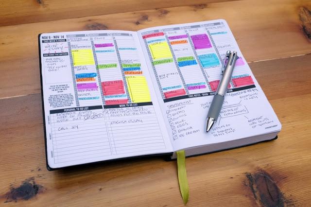 Cách làm bảng kế hoạch làm việc tuần