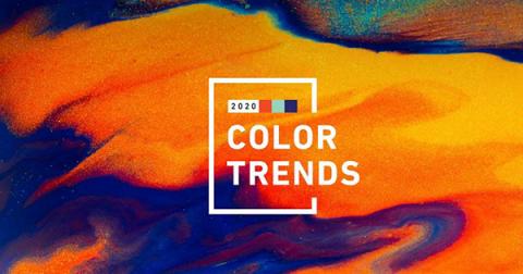 Xu hướng màu sắc - Color Trends